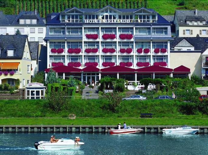 Moselstern-Hotel 'Brixiade & Triton', Cochem-Zell