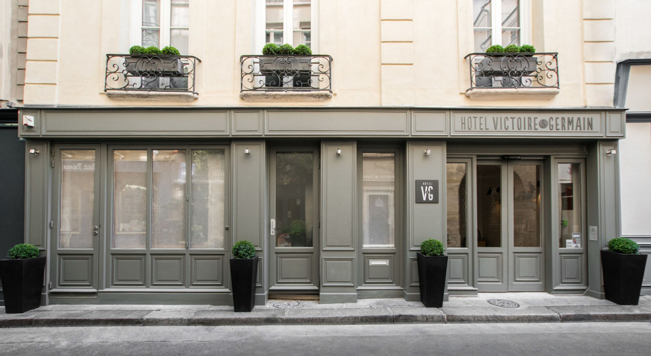 Victoire & Germain, Paris