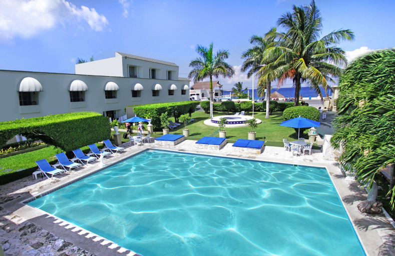 Villablanca Garden Beach Hotel, Cozumel