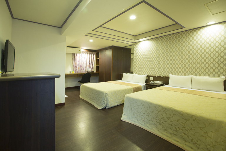 Chief Hotel, Hsinchu City