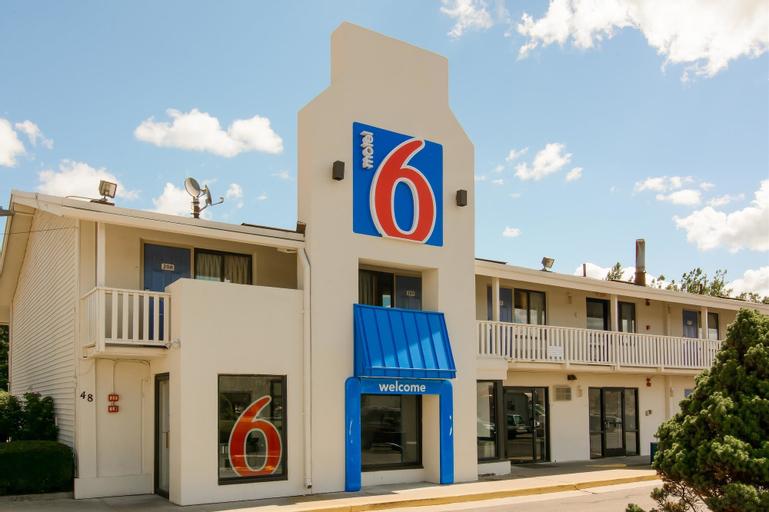 Motel 6 Leominster, MA, Worcester