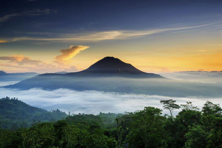 Bali Volcano Camping, Bangli