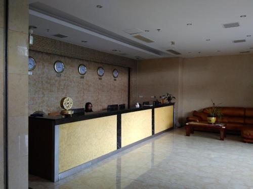JUNYI Hotel Jiangsu Wuxi Binhu District Xiaotaoyuan Metro Station, Wuxi