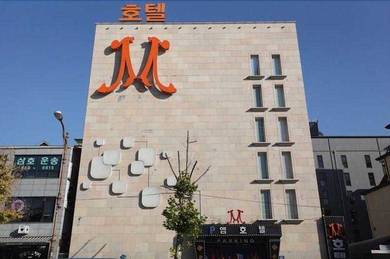 M Hotel, Yeonsu