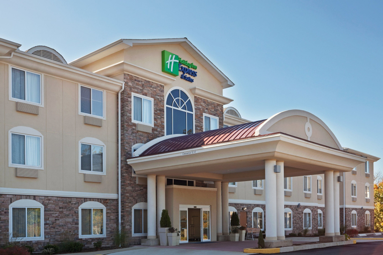 Holiday Inn Express Hotel & Suites Meriden, New Haven