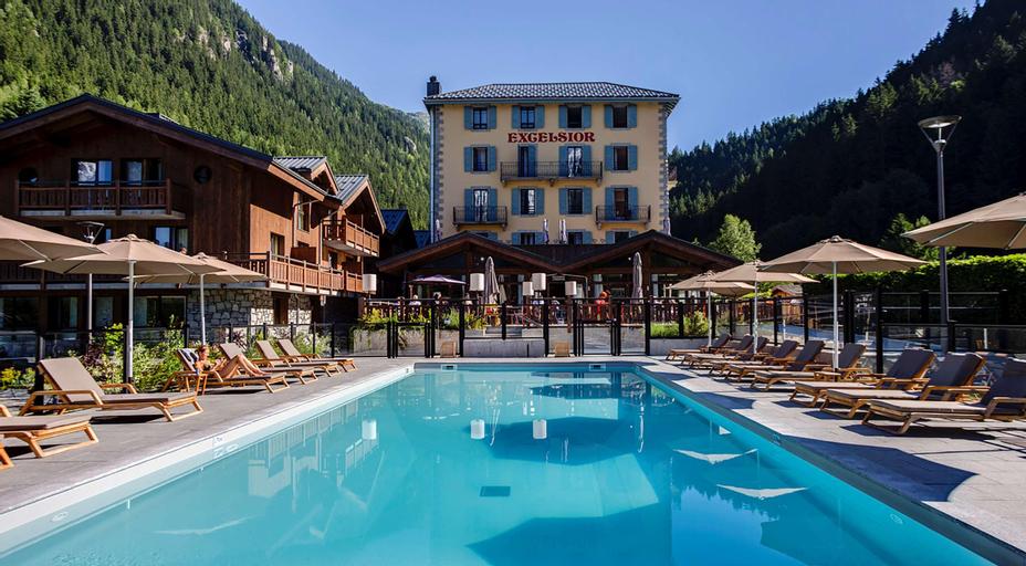 Best Western Plus Excelsior Chamonix Hotel & Spa, Haute-Savoie