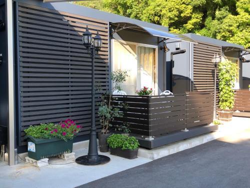 Sparky's House, Naoshima