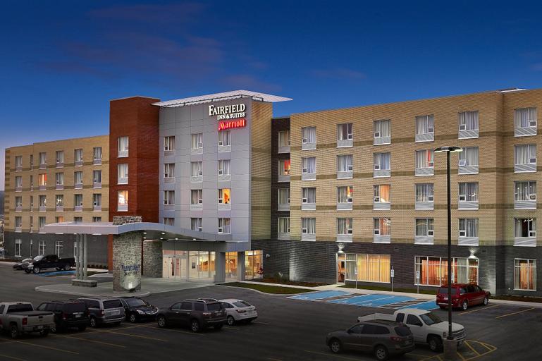 Fairfield Inn & Suites by Marriott St. John's Newfoundland, Division No. 1