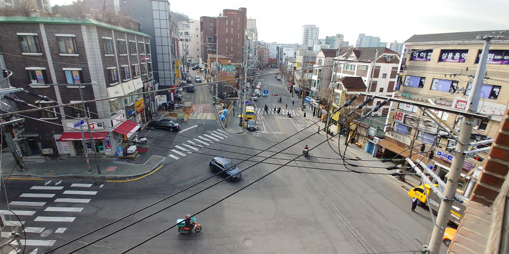 Lux Guesthouse, Seodaemun