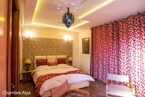 Maison d'hotes La Ferme AZIZA, Zouagha-Moulay Yacoub