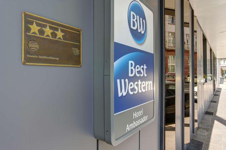 Best Western Ambassador Hotel, Düsseldorf