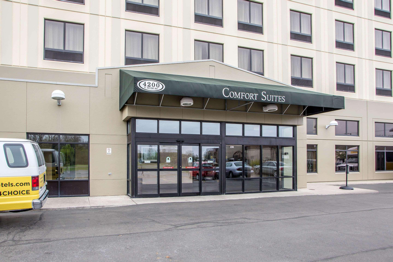 Comfort Suites O'Hare Airport, Cook
