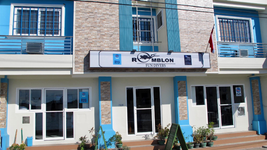Romblon Fun Divers & Inn (Pet-friendly), Romblon