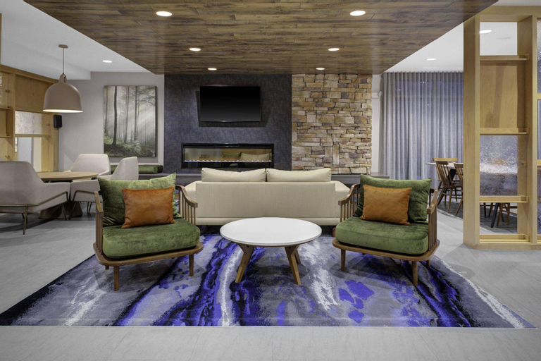 Fairfield Inn & Suites Roanoke Salem, Salem