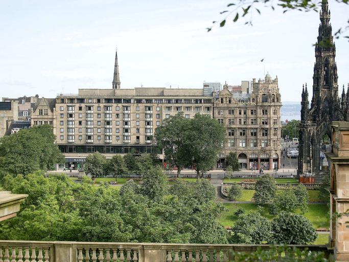 Mercure Edinburgh City Princes Street Hotel, Edinburgh