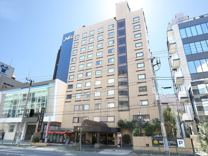 Apa Hotel Tokyo-Ojima, Kōtō