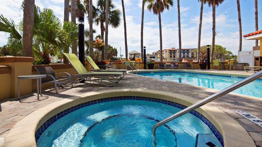 Best Western Seaside Inn-St. Augustine Beach, Saint Johns