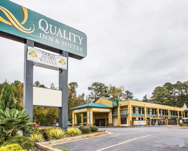 Quality Inn & Suites, Spalding