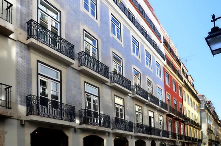 romantic escape at downtown (baixa/chiado), Lisboa