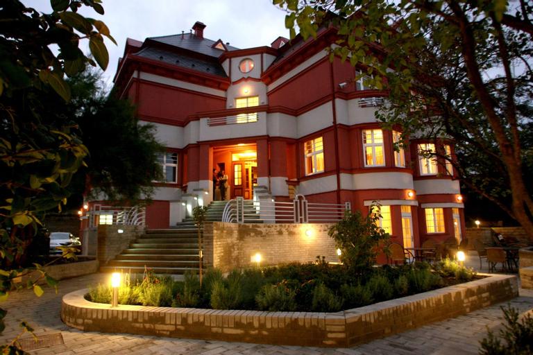 Hotel Villa, Praha 3