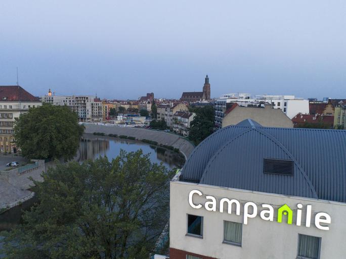 Hotel Campanile WROCLAW - Stare Miasto, Środa Śląska