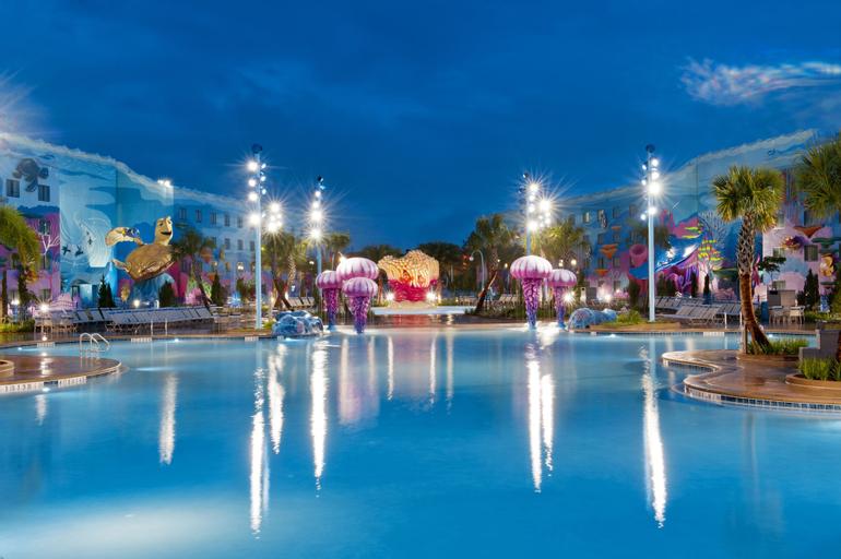 Disney's Art Of Animation Resort, Orange