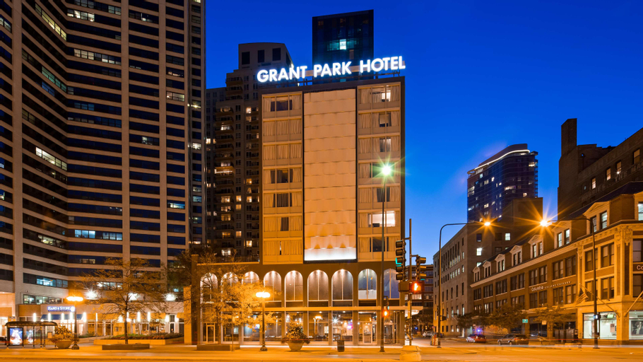 Best Western Grant Park Hotel, Cook