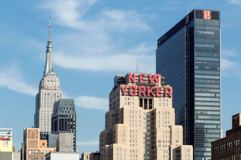 The New Yorker A Wyndham Hotel, New York