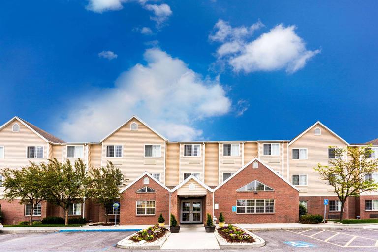 Microtel Inn & Suites By Wyndham Salt Lake City A, Salt Lake