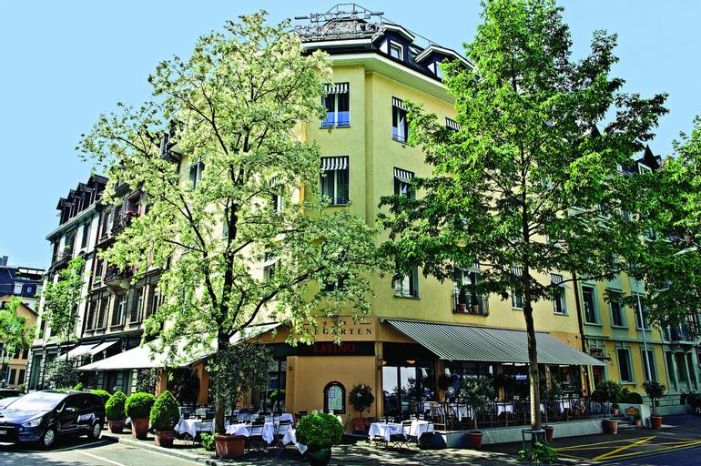 Seegarten Swiss Quality Hotel, Zürich