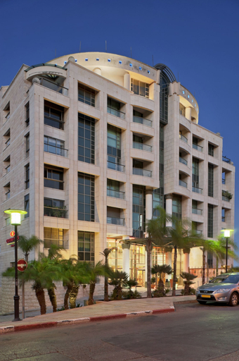 Crowne Plaza Haifa,