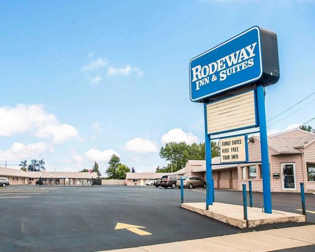 Rodeway Inn & Suites Niagara Falls, Niagara
