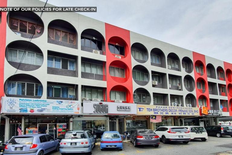 Sogor Girls Dormitory, Pulau Penang