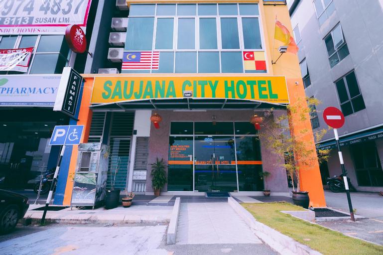 Saujana City Hotel, Kuala Langat