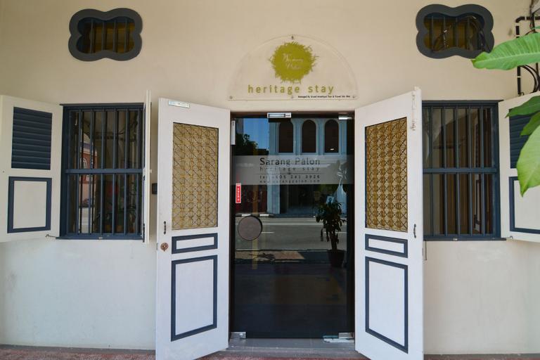 Sarang Paloh Heritage Stay & Event Hall, Kinta