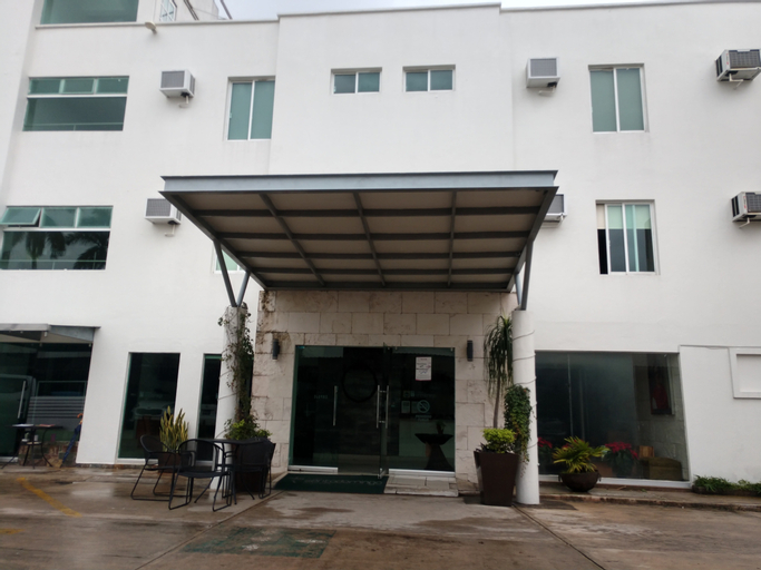 Capital O Hotel Santo Domingo Express, Centro