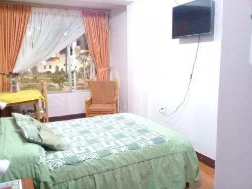 Hotel Cotopaxi, Latacunga