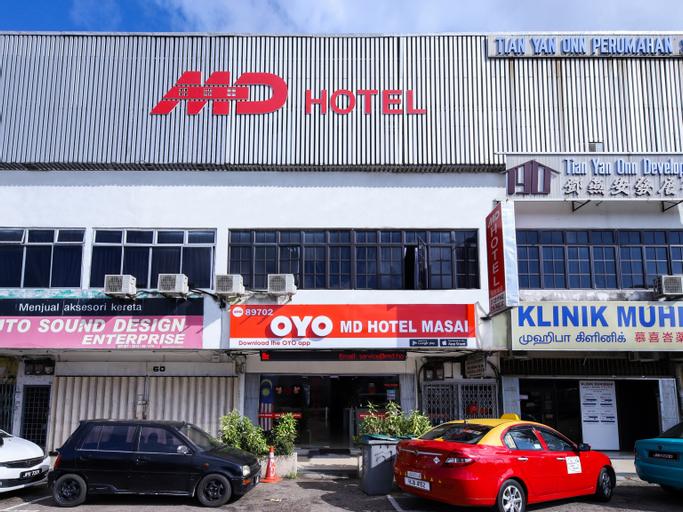 Md Hotel Masai, Johor Bahru