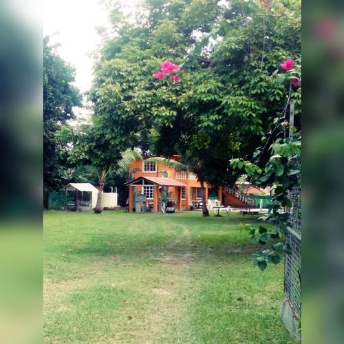 Casa Amarilla, San Carlos