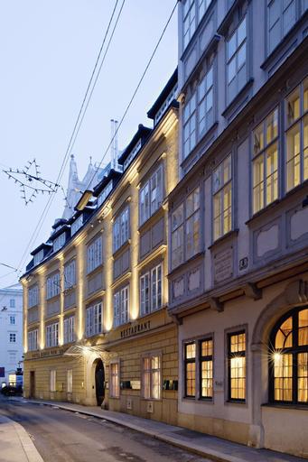 Hotel Konig von Ungarn, Wien