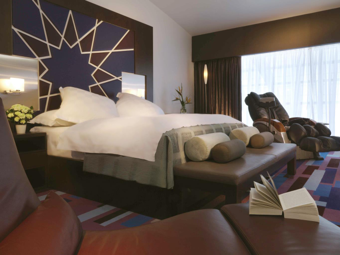 Dubai International Airport Hotel,