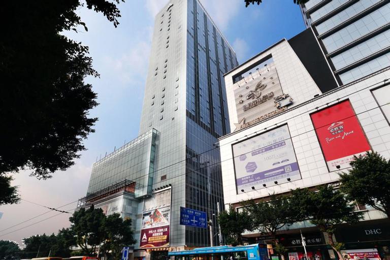 Yimi Hotel Jiajia Jie Deng Du Hui Branch, Guangzhou