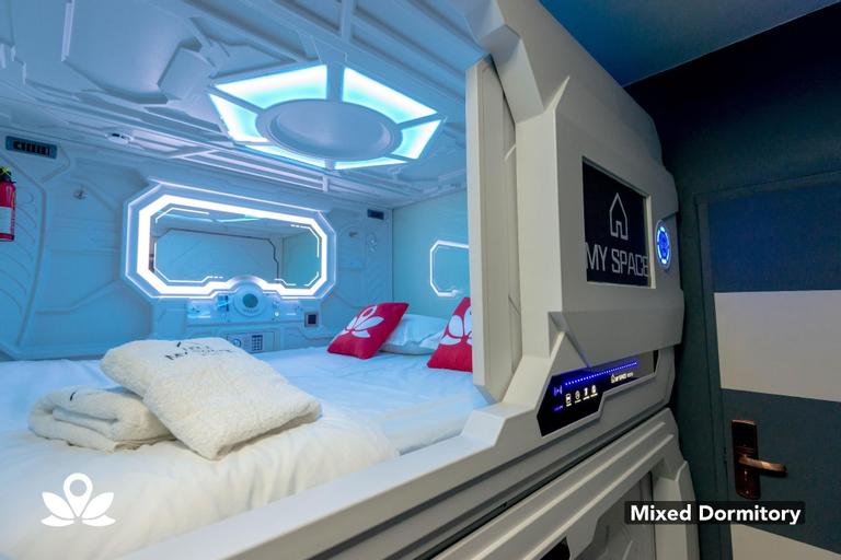 ZEN Rooms My Space Capsule Hotel, Semporna