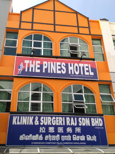 The Pines Hotel, Cameron Highlands