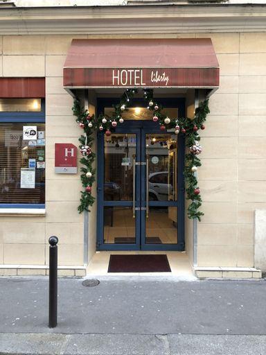 Hotel Liberty, Paris
