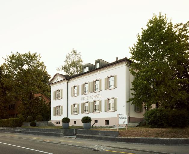 Hotel Schäfli, Wil