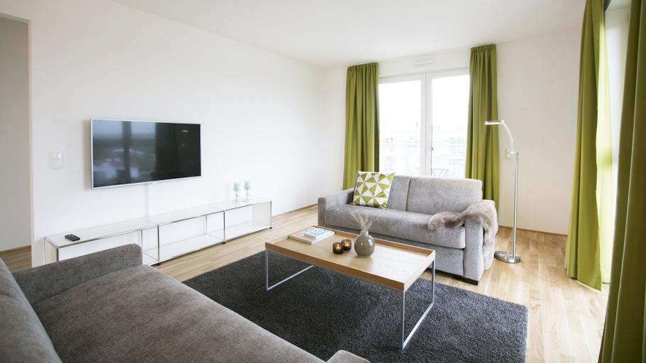 Aparthotel Parkallee, Mainz-Bingen