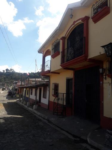 Hostal Ataco the Mirage, Concepción de Ataco