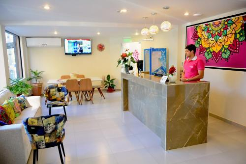 Mandala Hotel, Encarnación