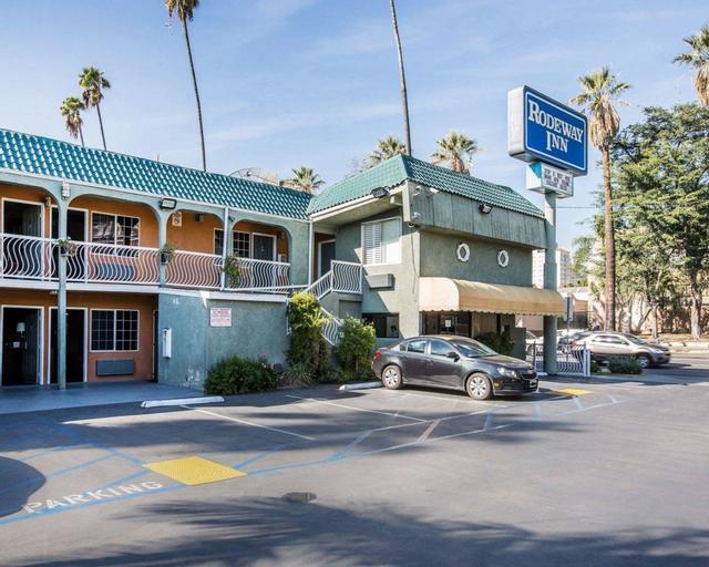 Rodeway Inn Hollywood, Los Angeles